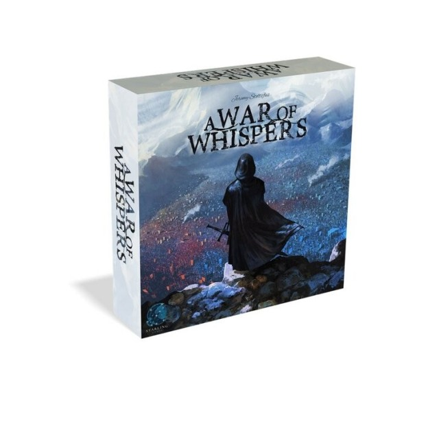 War of Whispers - First Thoughts