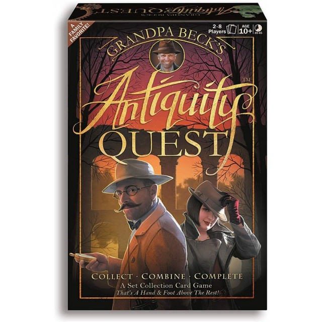 Antiquity Quest Board Game Review