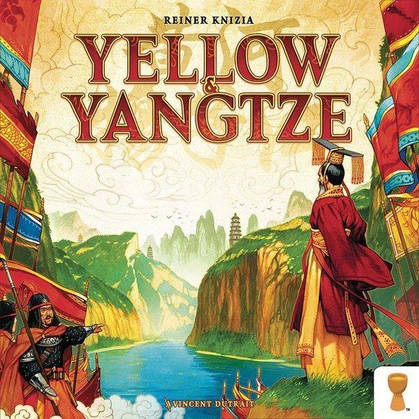 Yellow & Yangtze Board Game Review