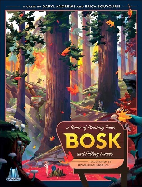 Bosk Board Game Giveaway