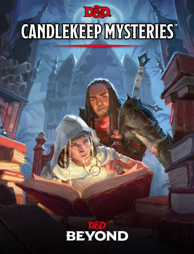 Play Matt: Candlekeep Mysteries Review