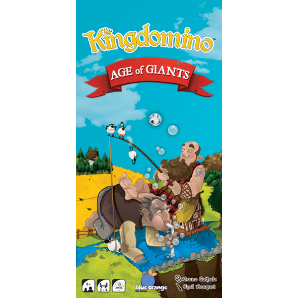 Kingdomino: Age of Giants Review
