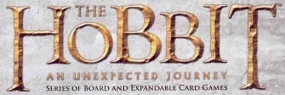 Cryptozoic Announces 5 Hobbit and 1 Lord of the Rings Games