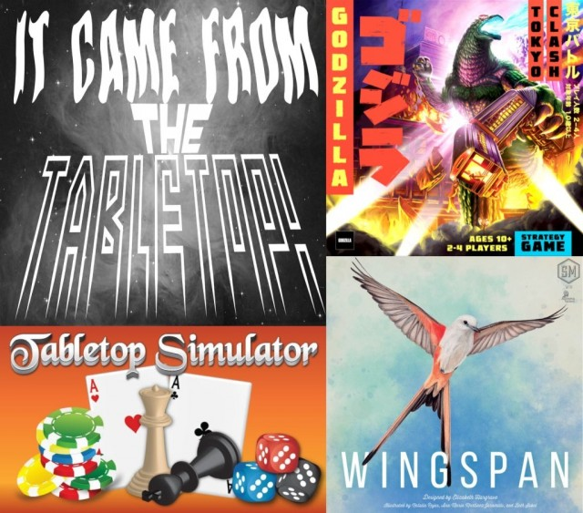 Adventures In Tabletop Simulator and Wingspan