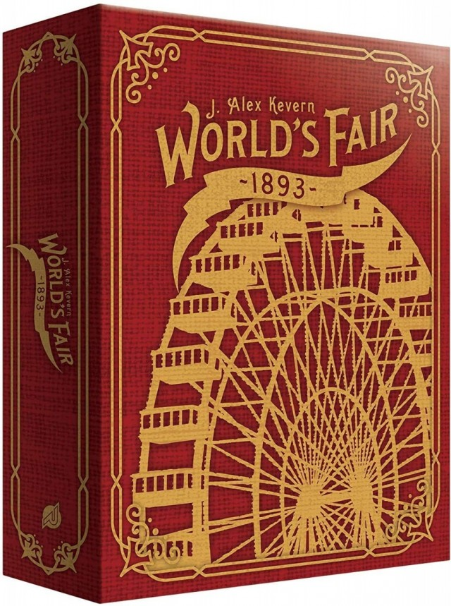 You Can Be Here Too - World's Fair 1893 2nd Edition Review