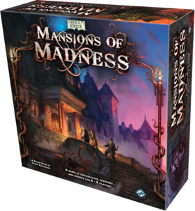 Mansions of Madness - A First Impression