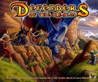 Flashback Friday - Defenders of the Realm