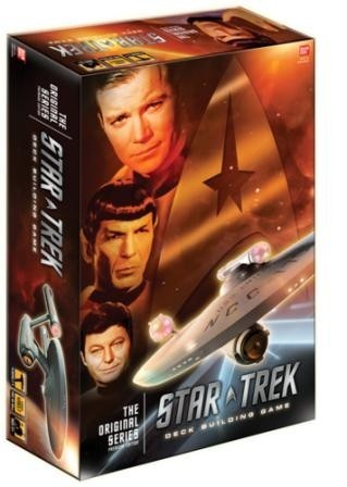 Star Trek: The Original Series Deck Building Game