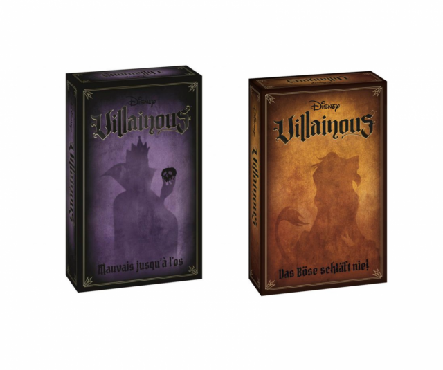 Disney Villainous: A View from the Shadows, Part II