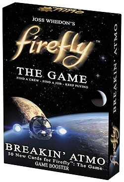 Firefly: The Game - Breakin' Atmo' Expansion
